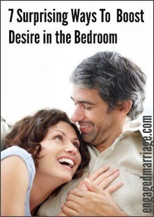 desire is an elusive little beast that comes and goes in marriage