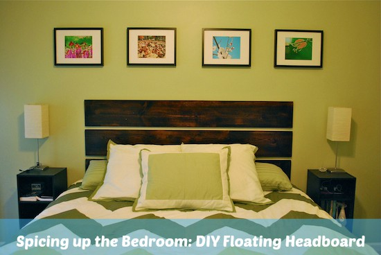 spicing up the bedroom diy floating headboard engaged marriage