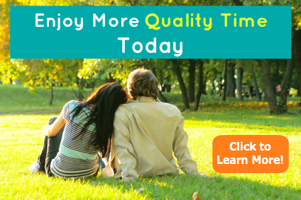 How to Enjoy More Quality Time