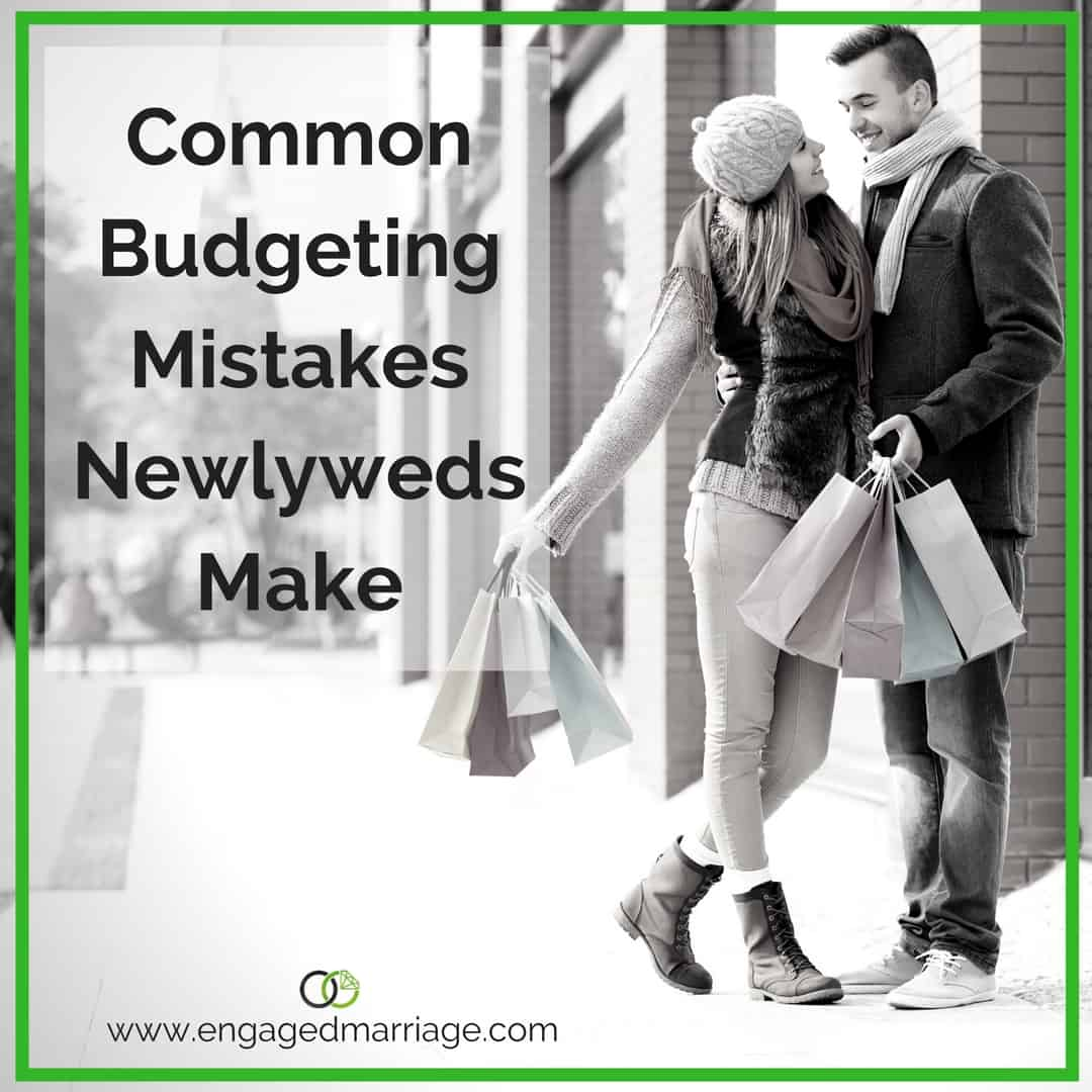Common Budgeting Mistakes Newlyweds Make