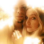 Ashlee Simpson's Platinum 5 Carat Marquis Shaped Diamond