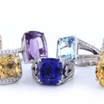 12 Stunning Coloured Gemstones for Alternative Brides to Be