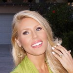 Gretchen Rossi's 4 Carat Fancy Yellow Diamond Ring