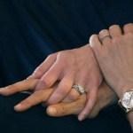 Portia de Rossi's 3 Carat Marquise Diamond Ring