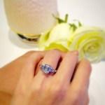 Marian Rivera's 2 Carat Emerald Cut Diamond Ring