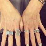 Miranda Lambert's 5 Carat Diamond Ring