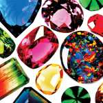 The A – Z of Coloured Gemstones
