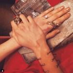 Britt Maren's Round Cut Diamond Ring