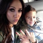 Melissa Marco's 3 Carat Round Diamond Ring