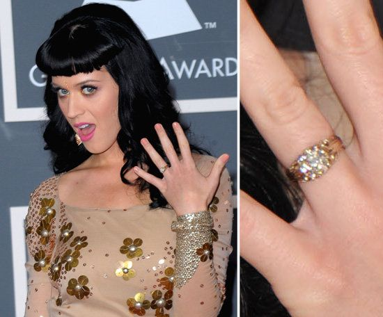 ea9ba0548b8e0 No Bling, No Problem: Check out these Small Celebrity Engagement Rings