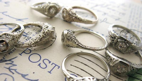 Wedding Ring Styles Through The Decades