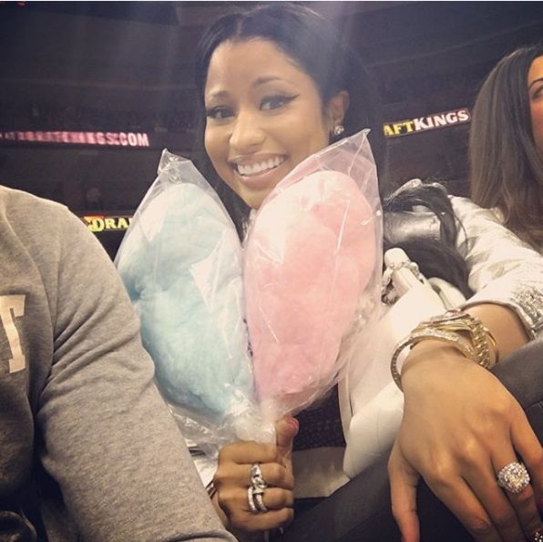 Credit: Nicki Minaj/Instagram