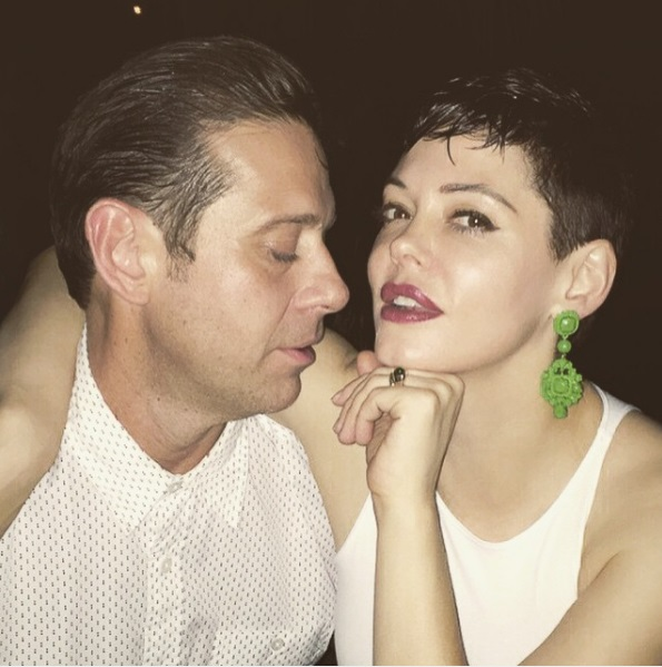 Credit: Rose McGowan/Instagram