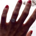 Shelley Skidmore's Round Cut Diamond Ring