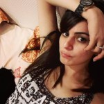 Shraddha Arya's Round Cut Diamond Ring