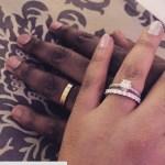 Susan Younis' Round Cut Diamond Ring