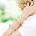 Julie Somolon's Oval Cut Diamond Ring