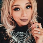 Kirstin Maldonado's Cushion Cut Diamond Ring