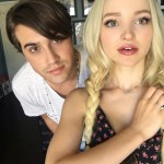 Dove Cameron's Square Shaped Diamond Ring