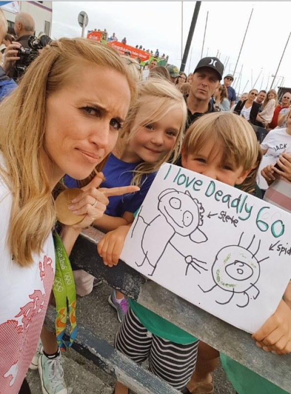 Credit: Helen Glover/Instagram