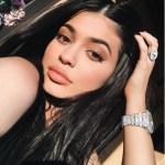 Kylie Jenner's Oval Cut Diamond Ring