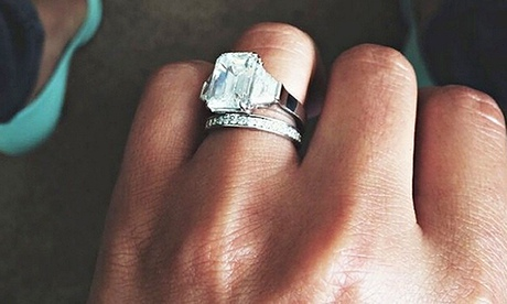 Cheryl Cole wedding ring