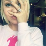 Raelynn Woodward's Marquise Shaped Diamond Ring