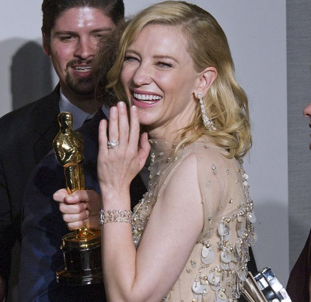 OSCARS - 86th Annual Academy Awards, Dolby Theatre, Los Angeles