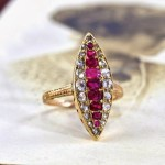 Trend Alert: Navette Rings