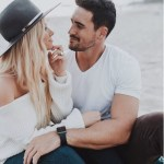 Amanda Stanton's Square Shaped Diamond Ring