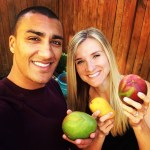 Brianne Theisen's Square Shaped Diamond Ring