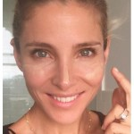 Elsa Pataky's Round Cut Diamond Ring