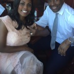 Omarosa Manigault's Round Cut Diamond Ring