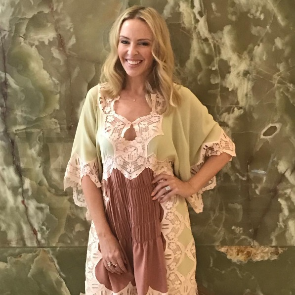 Credit: Kylie Minogue/Instagram
