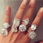 Engagement Ring Designs for Bling Lovers