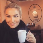Natalya Neidhart's Oval Cut Diamond Ring