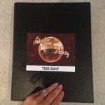 Tess Daly's Emerald Cut Diamond Ring