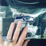Sarah Colonna's Oval Cut Diamond Ring