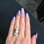 Paris Fury's Round Cut Diamond Ring