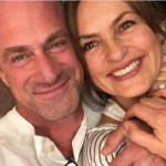 Mariska Hargitay's Round Cut Diamond Ring