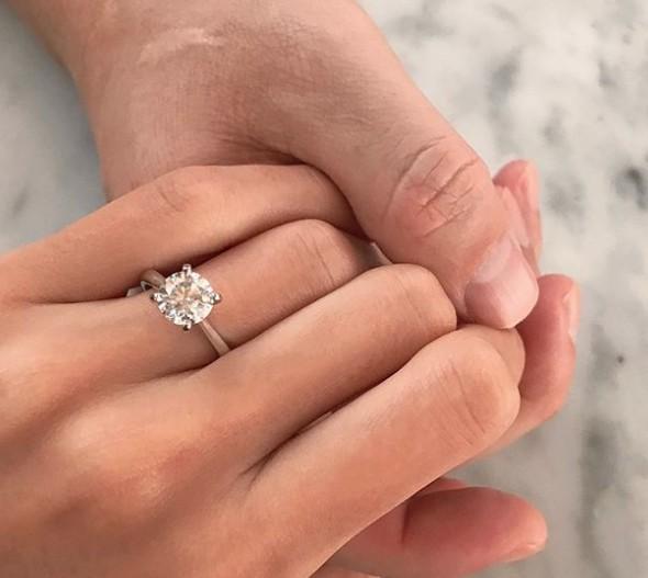 Maren Morris Engament Ring