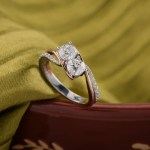 Trend Alert: Two Stone Engagement Rings