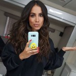 Anitta's Square Shaped Diamond Ring