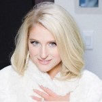 Meghan Trainor's Cushion Cut Diamond Ring