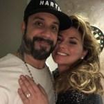 Shania Twain's Diamond Shaped Diamond Ring
