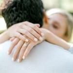 Maddie Marlowe's Pear Shaped Diamond Ring