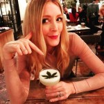 Jennifer Finnigan's Round Cut Diamond Ring