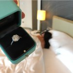 Brittney Smith's Round Cut Diamond Ring