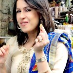 Amrita Saluja's Round Cut Diamond Ring