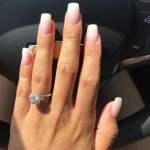 Desiree Wiley's Round Cut Diamond Ring